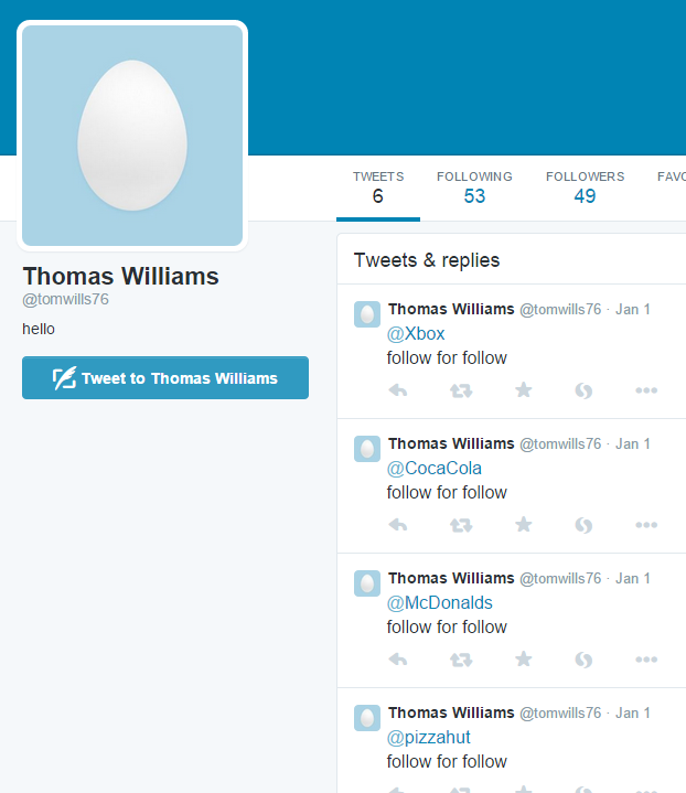 Tweets with replies by Thomas Williams   tomwills76    Twitter
